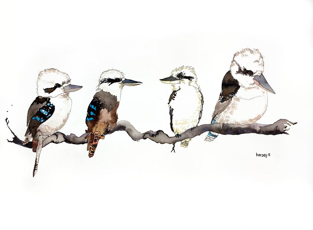 Narelle's Kookaburras