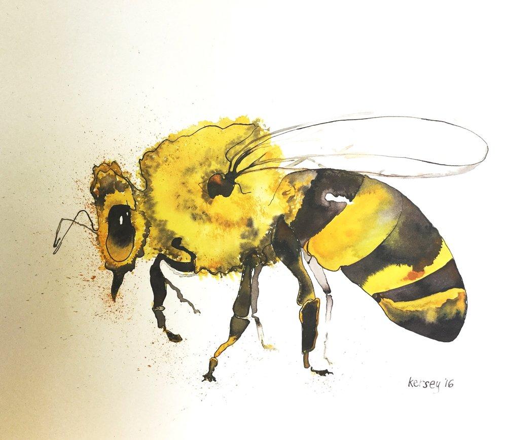 KT's bee