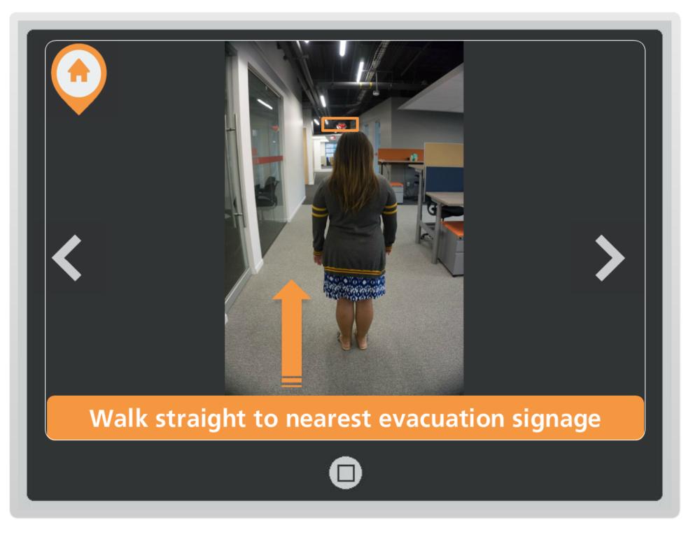 Evacuation Walkthrough Template