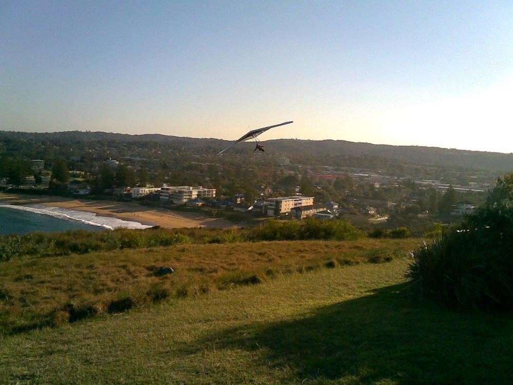 Mona Vale headland