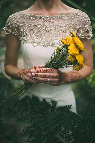 Anna wearing the Freya wedding dress by Gwendolynne - image - i got you babe.JPG
