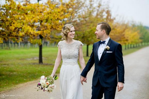 Courtney wearing the Ophelia wedding dress by Gwendolynne.jpg