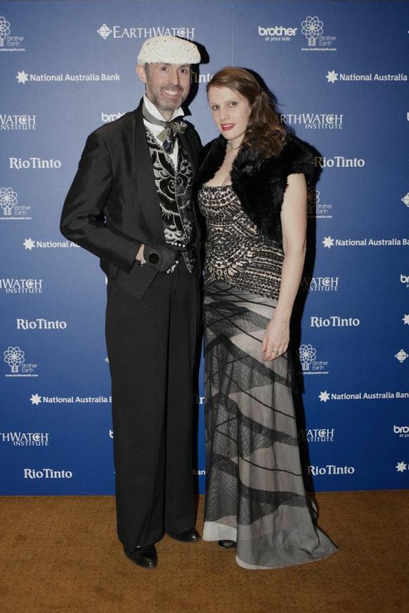 Gwendolynne Burkin and Richard Nylon Earthwatch Event .jpg