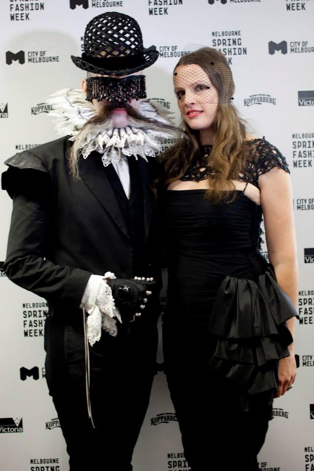 Gwendolynne BUrkin and Richard Nylon MSFW Red Carpet.jpg