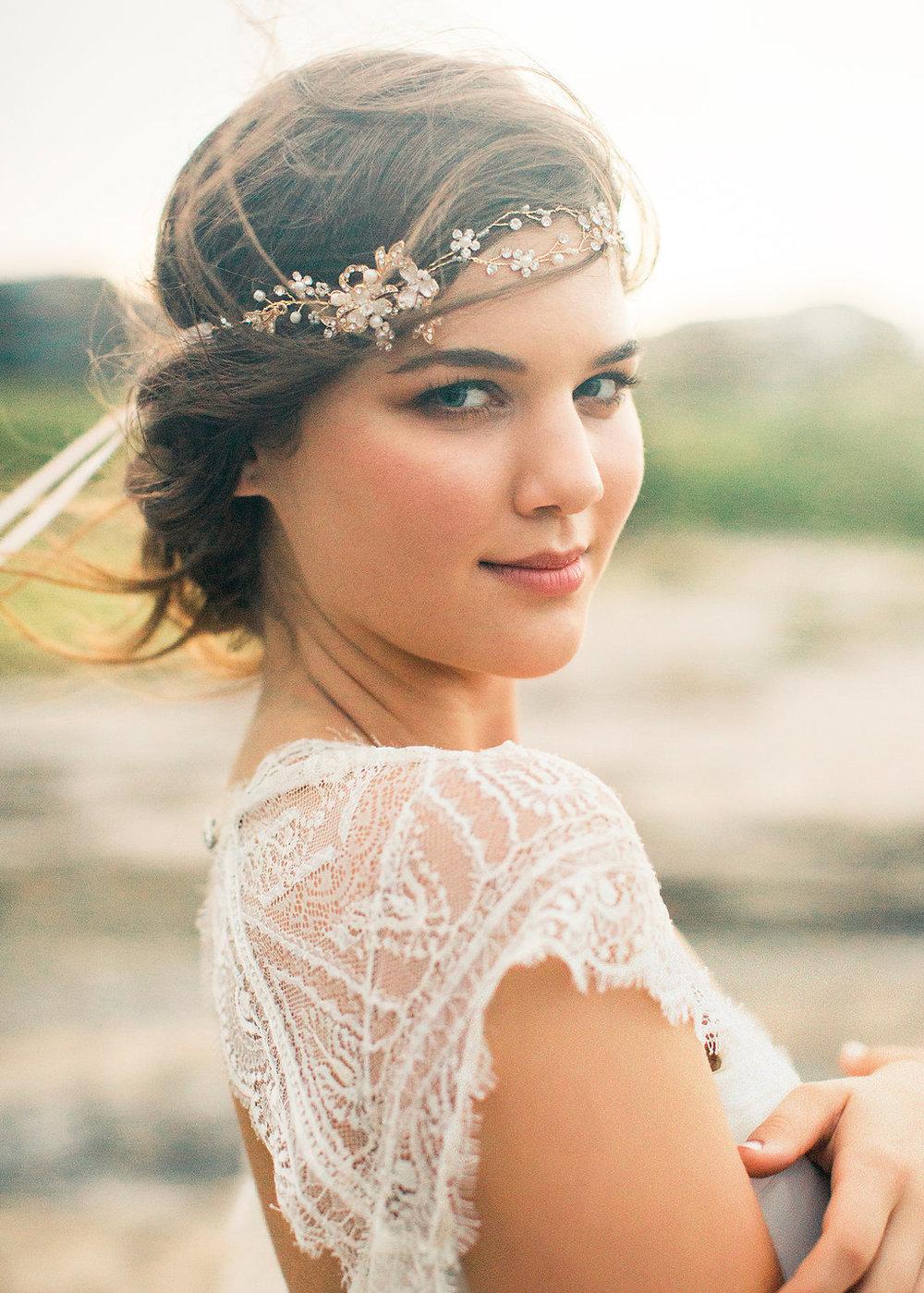 Lace Gabby Gwendolynne Wedding Dress