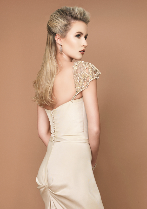 Freya Gwendolynne Wedding Dress
