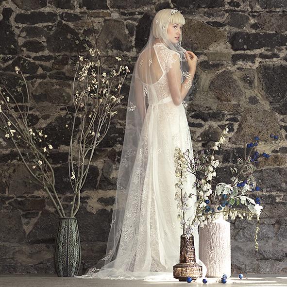 Gwendolynne Adelaide Gown (Ivory) Back.jpg