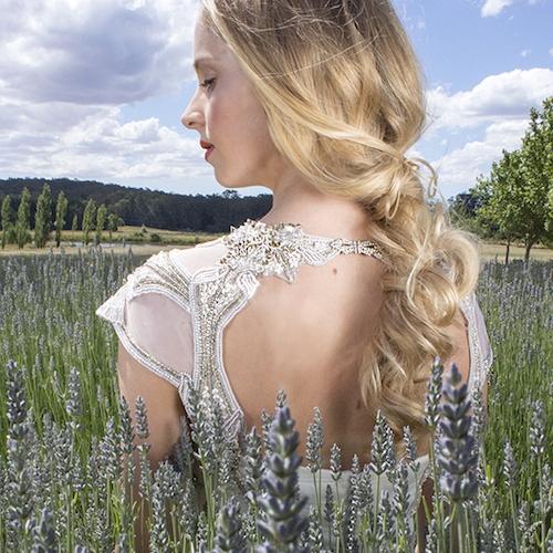Gwendolynne Hope gown