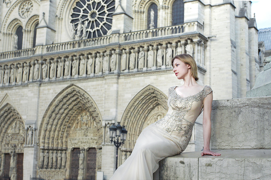 Gwendolynne Wedding Dress Elke