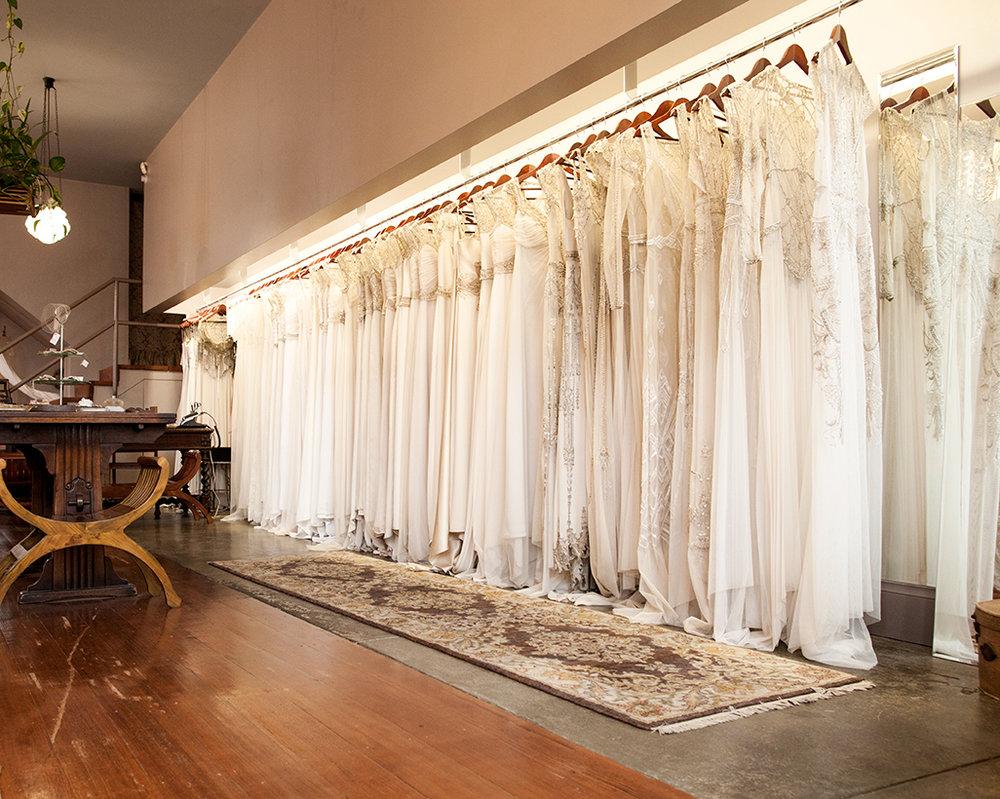 Gwendolynne Designer Wedding Dress Shop Melbourne