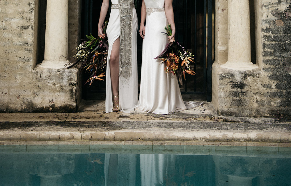 Yasmina and Tasha Gwendolynne Wedding Dress Designer Melbourne EMPIREWeb(251).JPG