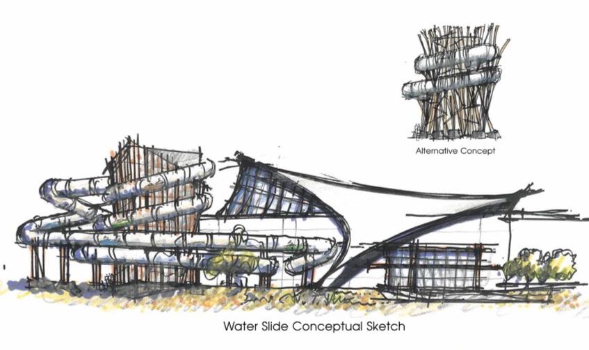 Planned 45 acre entertainment Development