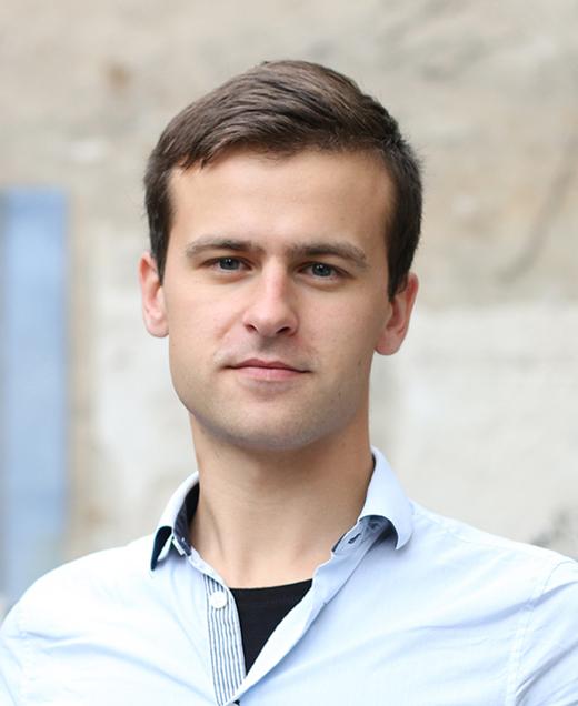 Rafal Meckovski Student