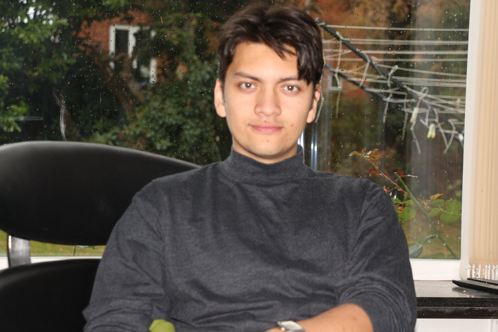 Carl Christian Berthol Hansen Student