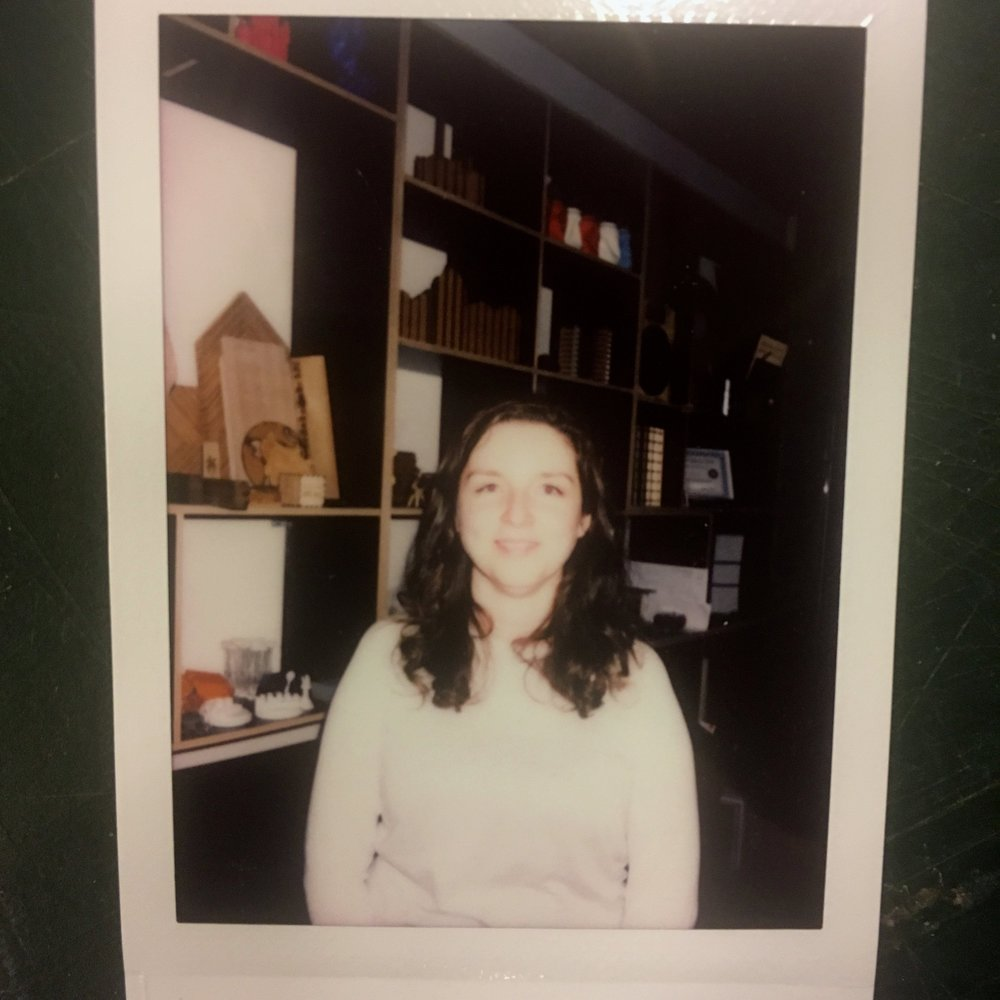 Zsuzsanna Horvath - Member, Designer & ArchitectMaker Skills: Laser Cutting, Product design