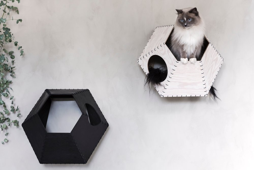 The Cat Nest   By Studio Tiger Stripes