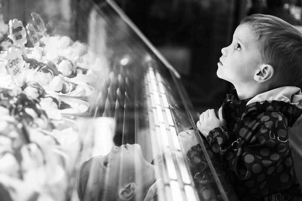 Die Entscheidung fällt schwer. Was dem Kind sein Eis ist des Fotografen sein Objektivs. Wenn ihr konkrete Fragen in Sachen Equipment habt, stellt sie mir gerne!