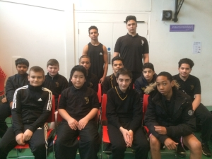 KS3 Rowing Squad