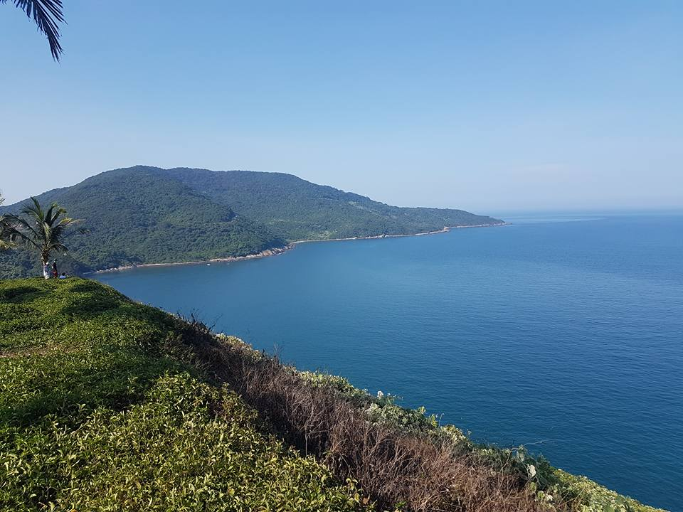 Son Tra mountain. Danang. It was amazing.
