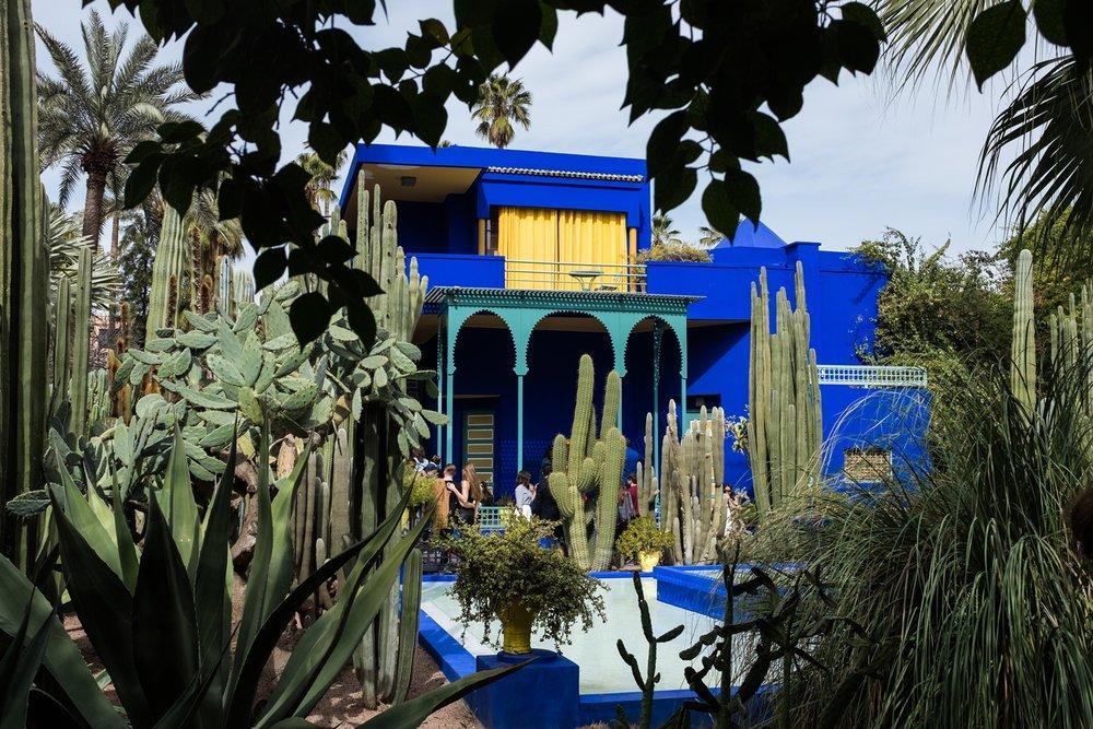 10. Jardin Majorelle