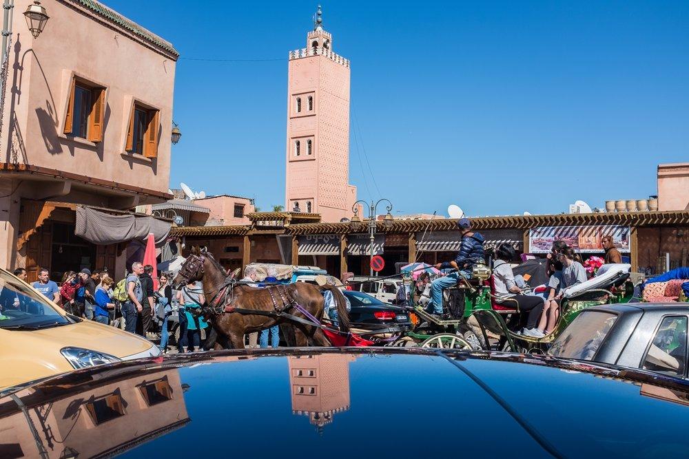 20. Reflections of the Medina