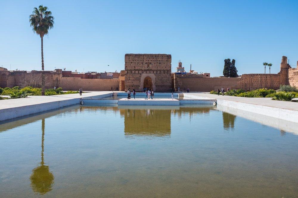 22. El Badii Palace