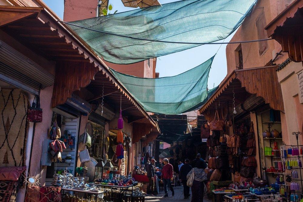 25. Inside the Medina