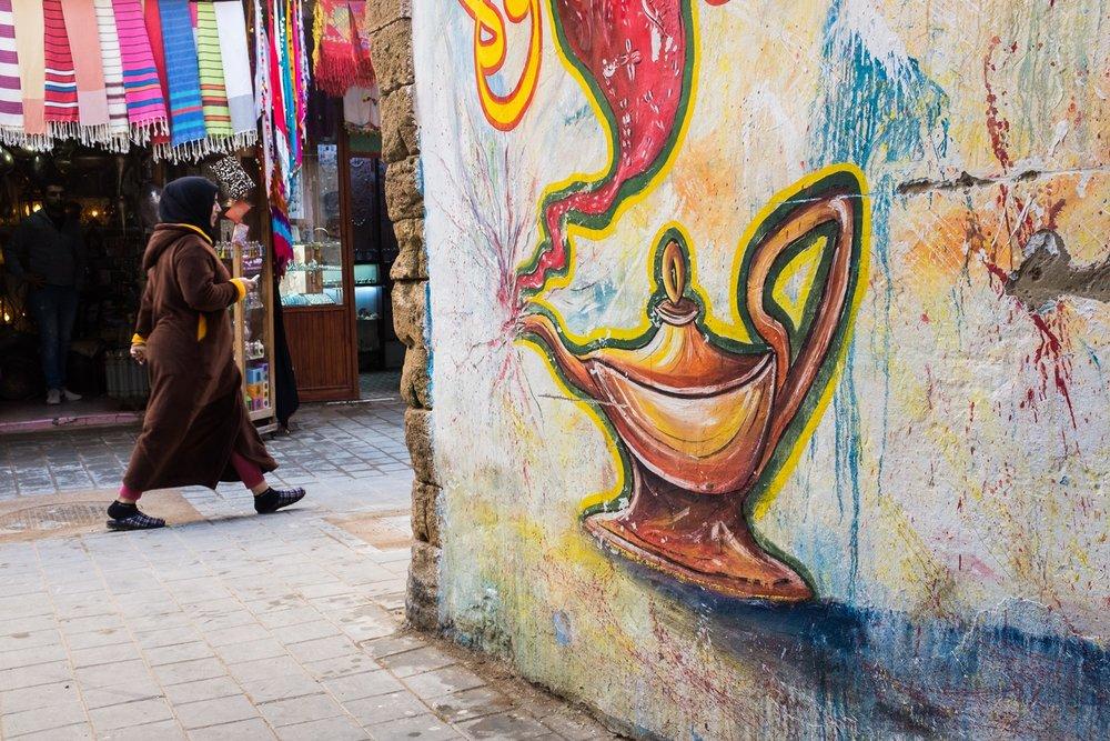 Streets of Essaouira