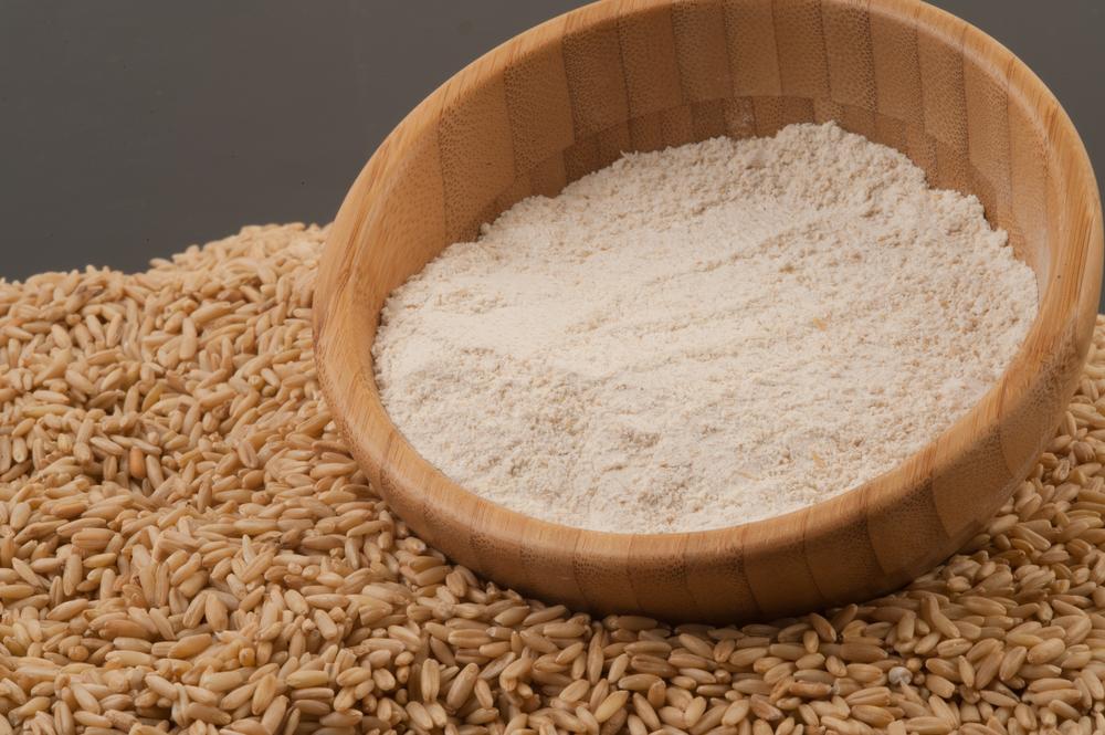Harina de Avena Integral Wholegrain Oat Flour