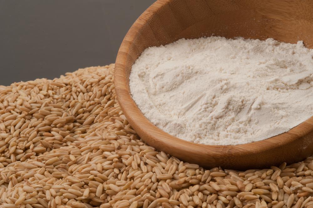 Harina de Avena Blanca  Oat Flour