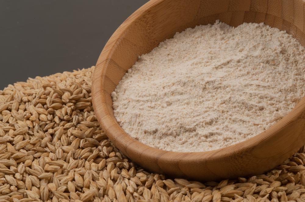 Harina de Cebada Integral Wholegrain Barley Flour