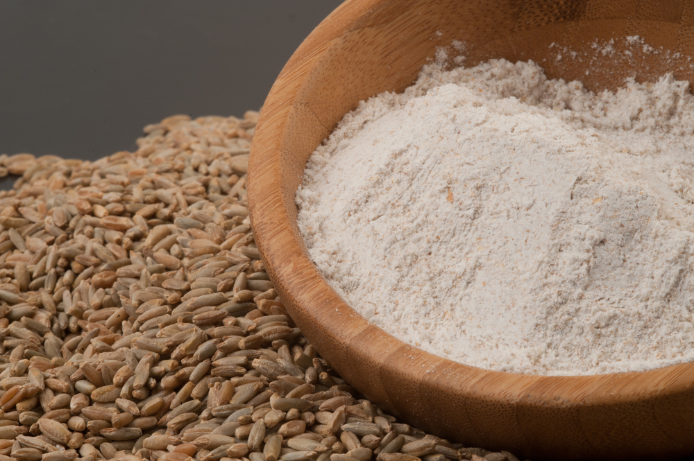 Harina de Centeno Integral Wholegrain Rye Flour