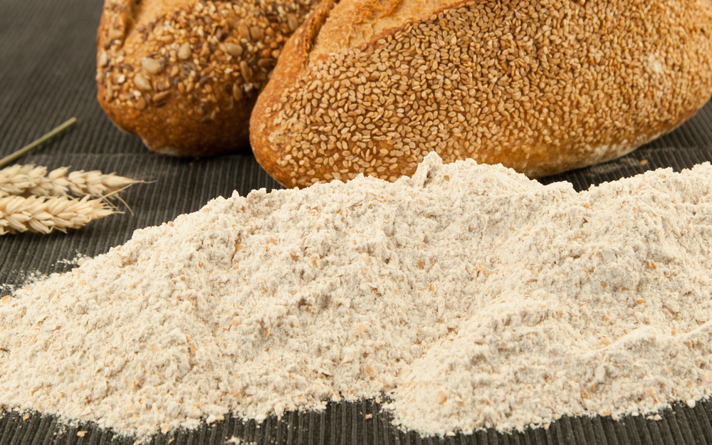 Harina de Trigo Integral  Wholegrain Wheat Flour