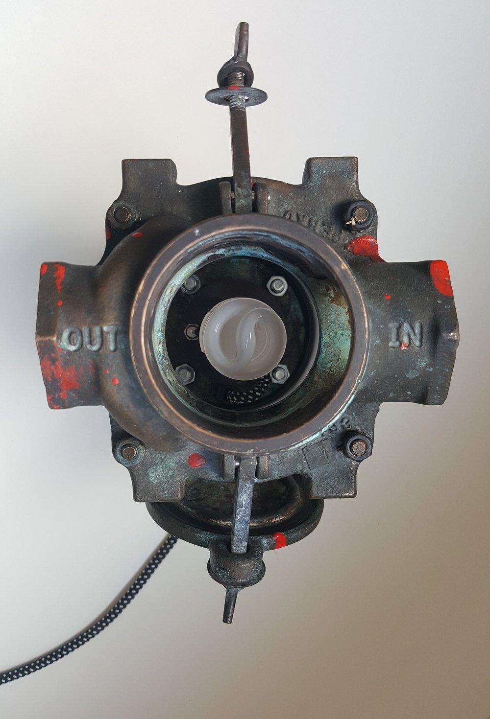 Diesel Filter Lamp