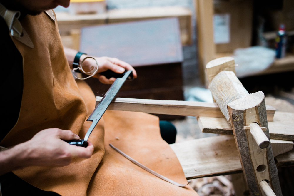COMING SOON:episode four - The anarchic nature of craftsmanship with Rutger, movement coach and wood worker.