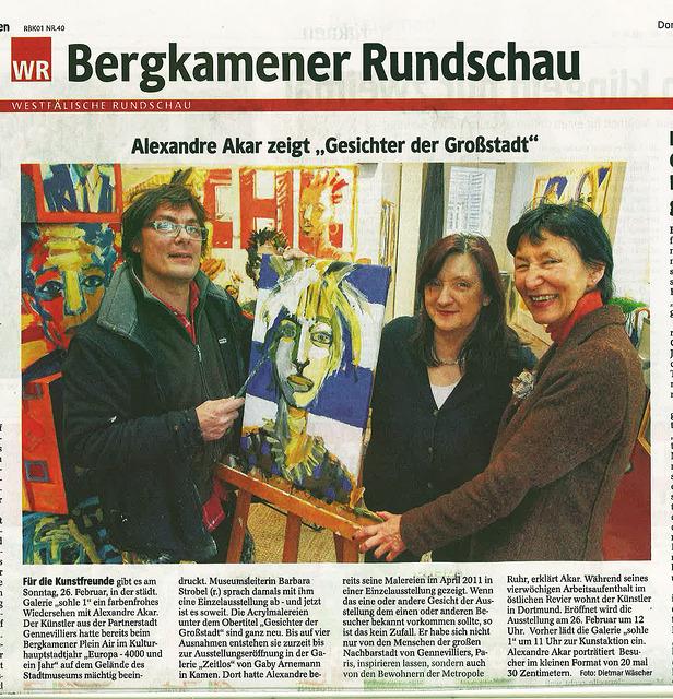 Germany, Galerie Zeitlos -
