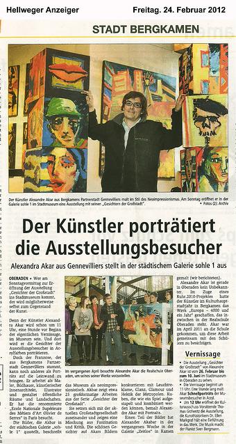 Presse allemande, 2012
