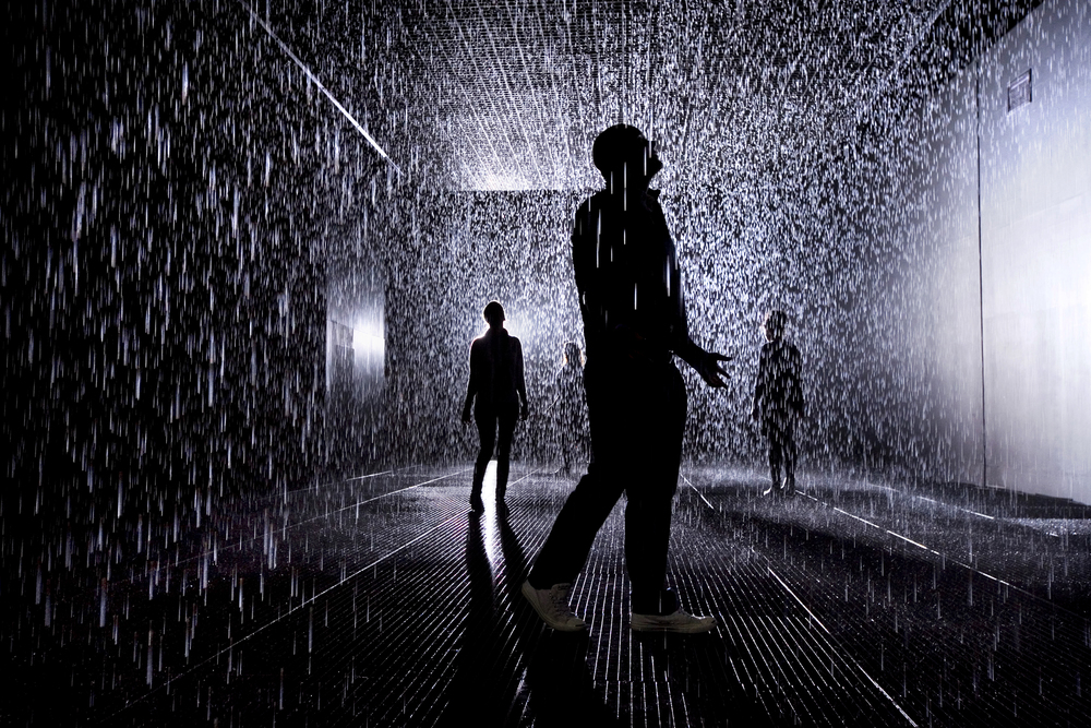 Rain Room , rAndom International