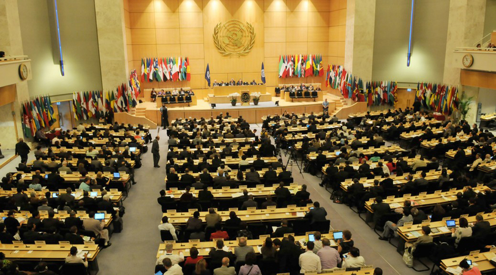 ILO's annual International Labour Conference