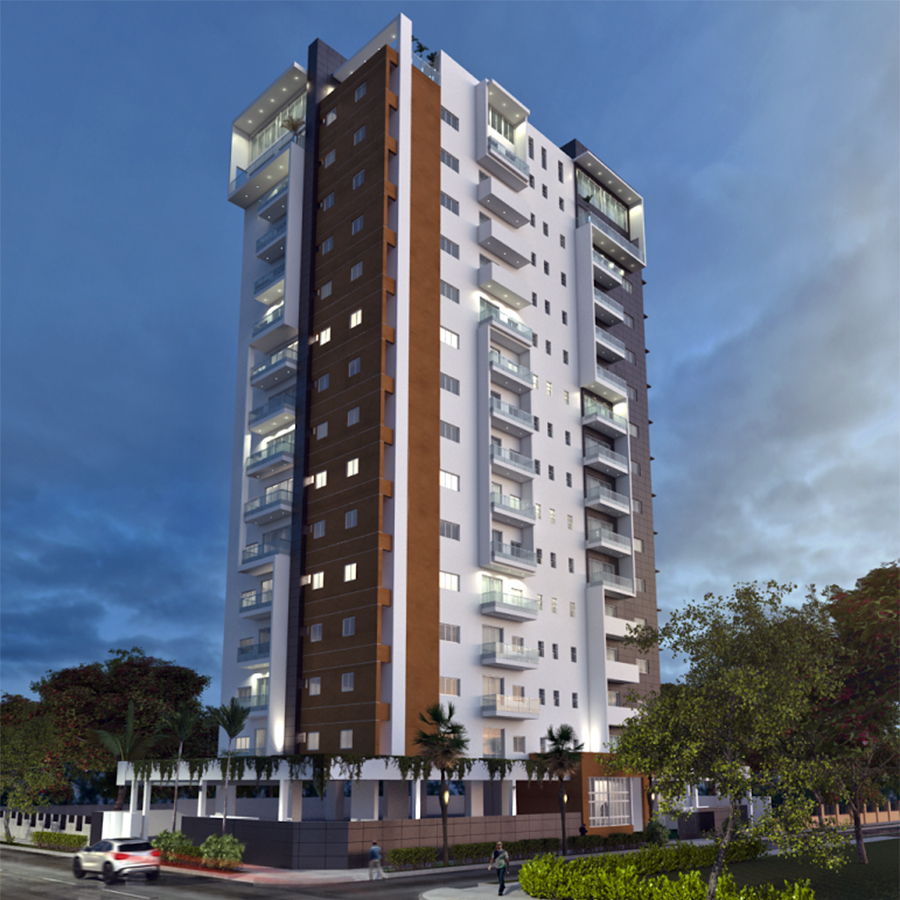 Torre Las Mariposas XIX