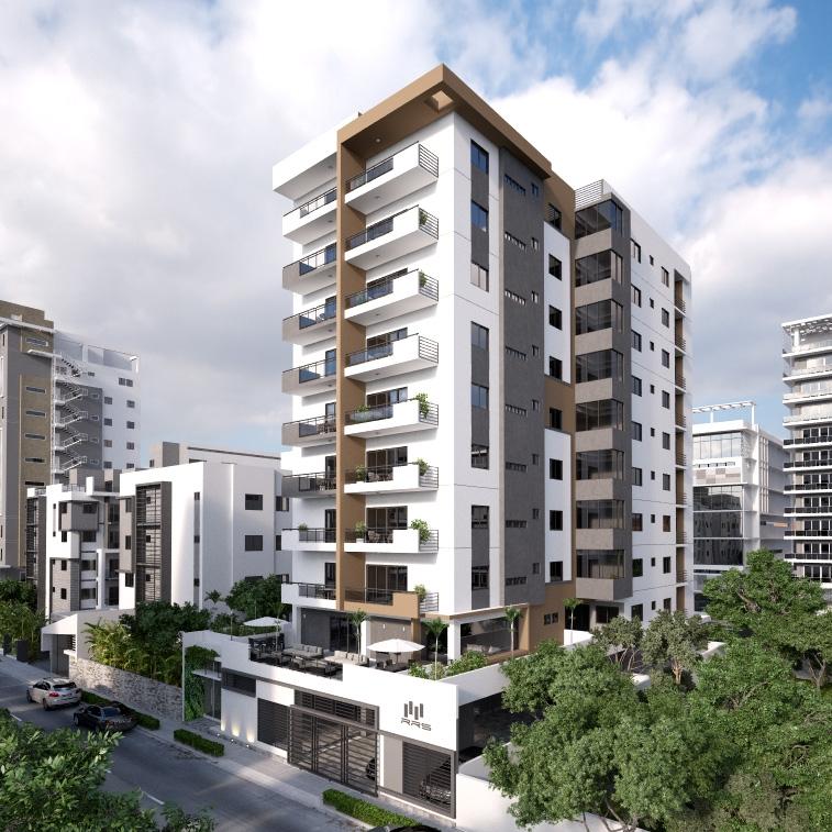 Torre RR5 - Evaristo Morales - Solo 8 unidades disponibles77% de los aptos vendido
