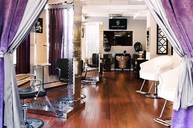 Welcome to #VanityStudio where your #Hair is your #Crown and you are #Royalty  #HairSalon #DowntownStamford #TrendingSalon #EverythingHair #BookNow