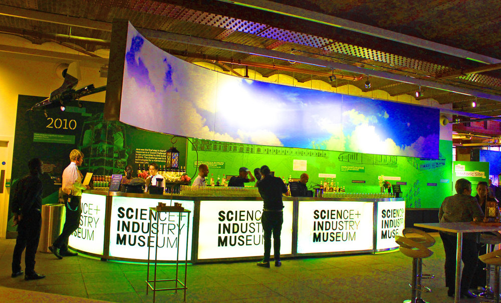 Science & Industry Museum >