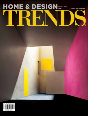 Home & Design Trends, Times of India, Cover March 2017 cover.jpg