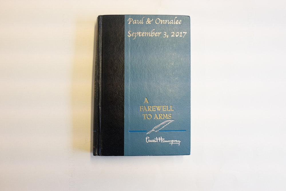vintage wedding guest book - hemmingway-1.jpg