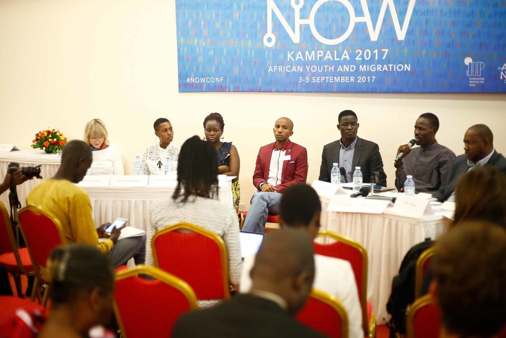 NOW 4 Kampala - African Youth and Migration