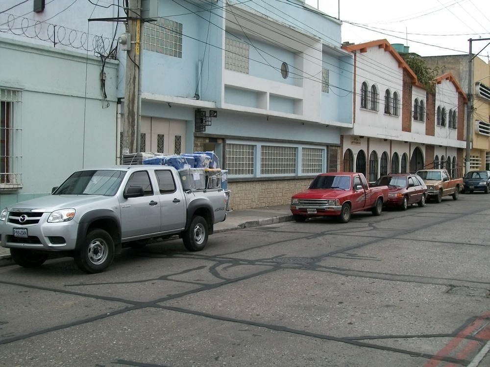 The Moore Center on 6th Street in Guatemala City
