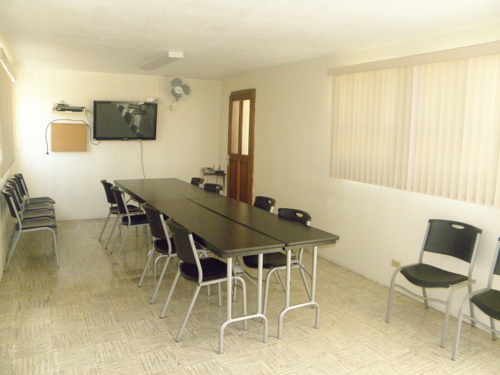 Conference Room for Visiting Teams