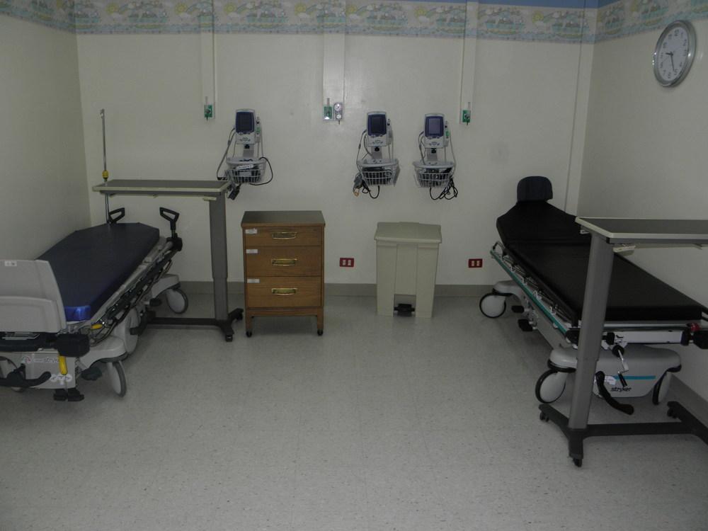 PACU Room 1
