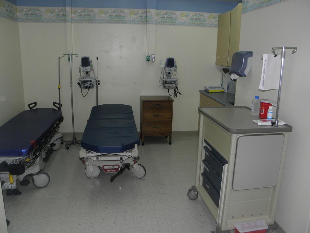 PACU Room 2